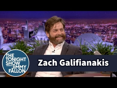 Zach Galifianakis Recalls The Louis C.K. Phone Call That Created Baskets