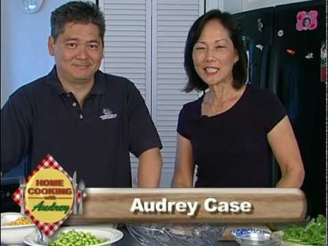 Home Cooking with Audrey: Soybean Salsa with Devon Nekoba