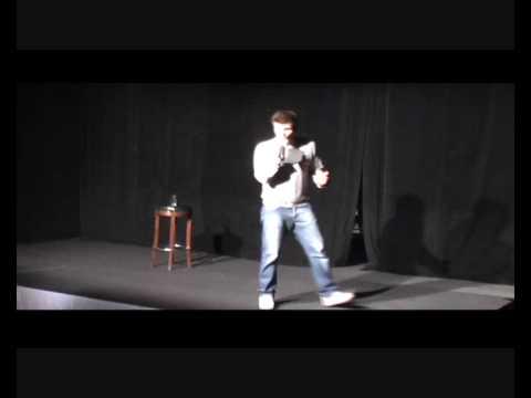 Maciek Adamczyk Stand-up W Basenie (07.12.09)