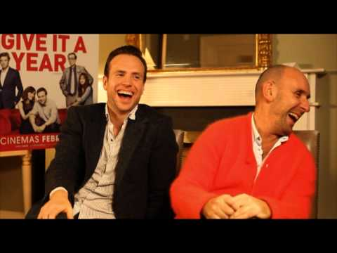 Rafe Spall & Dan Mazer Interview for I Give It A Year