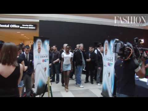 Canada's Next Top Model Toronto Auditions (CNTM Cycle 3)
