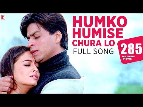 Humko Humise Chura Lo - Full Song | Mohabbatein | Shah Rukh Khan | Aishwarya Rai