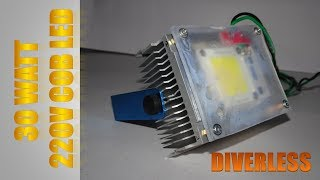 220 Volt 30 Watt LED | Diverless