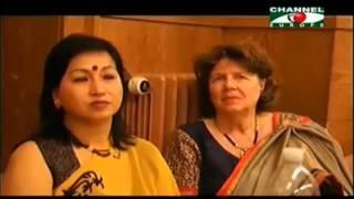 Switzerland Probashi bangladeshi der Puja 2015,  Channel I News