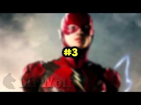 Top 5 flash ngoài đời thực