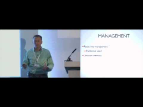 Business Organisation for Digital Future - Kai Gait, GlaxoSmithKline - DigiPharm 2010