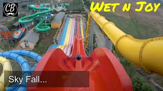 Wet n Joy Water Park Lonavala - All Rides