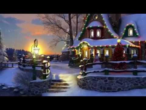 Рождественская песня - Ночь тиха,ночь свята