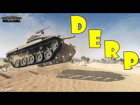 World of Tanks - Funny Moments | DERP! (#2)