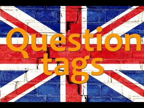 Question Tags (dicas em português).