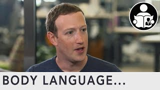"Body Language: Mark Zuckerberg ""I'm Really Sorry That This Happened"""
