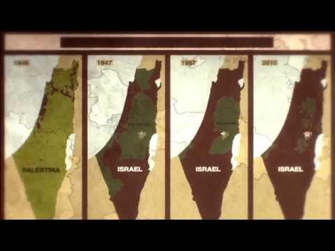 ¿Quién es el terrorista en Palestina? :: Animación