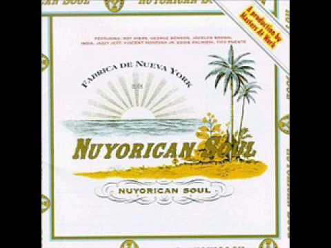 Nuyorican soul,i am the black gold of the sun(4hero remix)