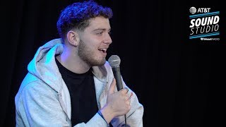Download Lagu Bazzi Talks His Writing Process For 'Mine', Being Nervous To Perform For Ellen & More Gratis STAFABAND
