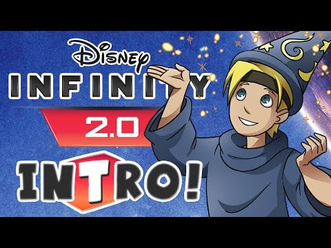 Disney Infinity 2.0: Special Introduction!
