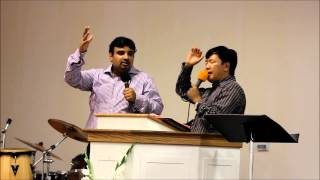 Pastor Blesson Virgis Encounter with Jesus can change the whole Life