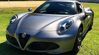 Alfa Romeo 4C: One Take