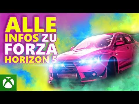 Das ist NEU in Forza Horizon 5