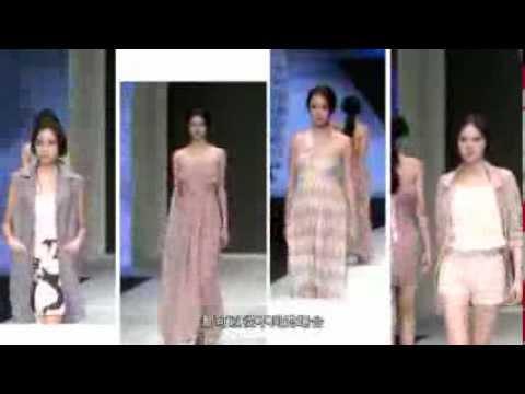 台北魅力國際時裝展 錢以潔Fala Chien 2013春夏系列