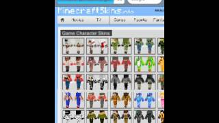 [Tutorial]como mudar a skin ea textura do minecraft PE