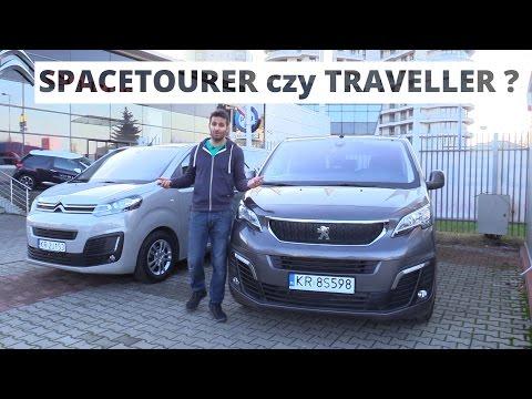 Citroen Spacetourer vs Peugeot Traveller - test AutoCentrum.pl #303