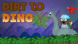 Growtopia | Dirt to Dino #1 | NEW SERIES?!