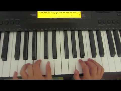 Вариации, Ф. Кулау - электронный разбор, ноты, аккорды, обучение, мелодия, фортепиано, пианино