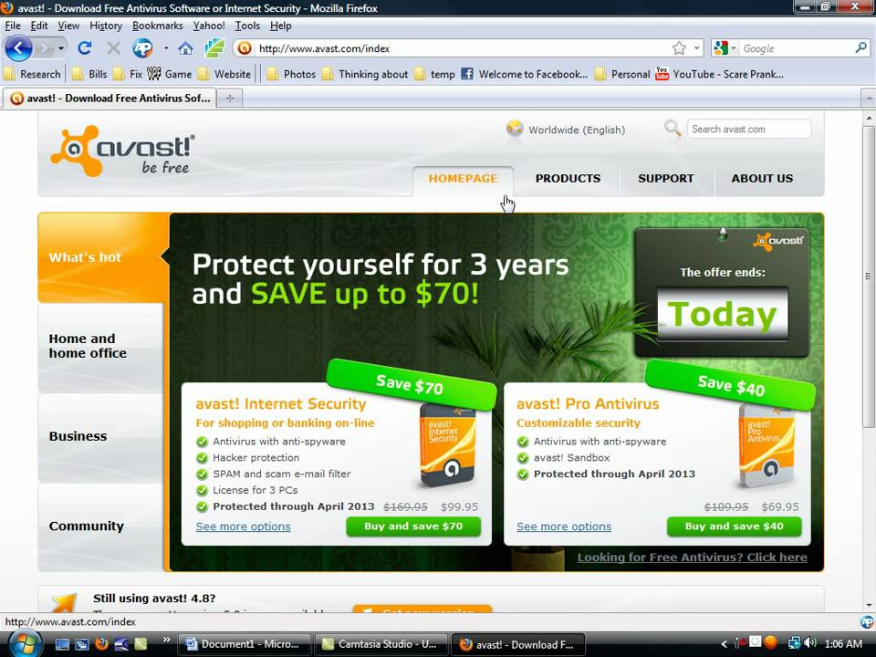 Antivirus software download for free looking kiwidesigns.us