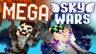 Minecraft Minigames - Mega Skywars with Duncan!