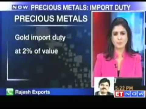 Rajesh Exports: Gold prices to go up due to import duty hike
