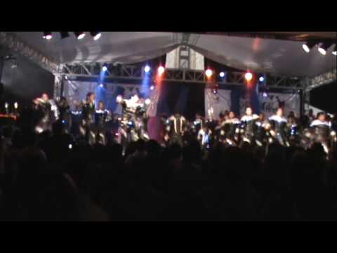 X.M.D. 2do Lugar (Festival Coreografico 2009) Parte 1