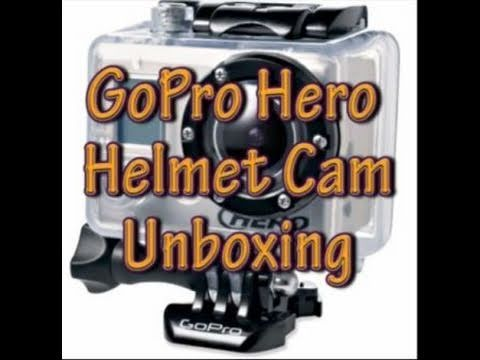 GoPro Hero HD UNBOXING & REVIEW