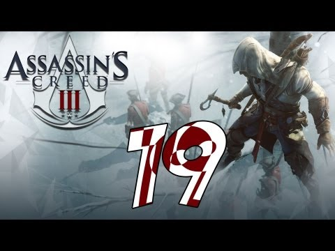 Assassin´s Creed 3 en español   En directo   Parte 19   HD