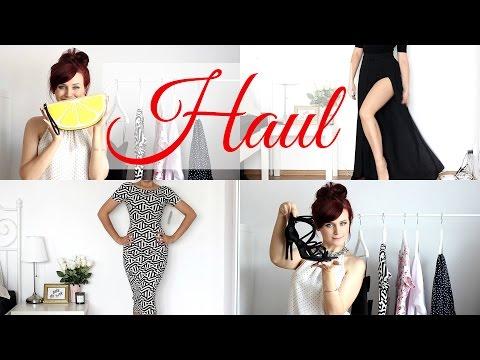 Fashion HAUL de primăvară + Try on | Asos, Zara, H&M, New Look, River Island