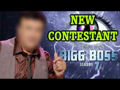 NEW CONTESTANT in BIGG BOSS 7 - Don't Miss It