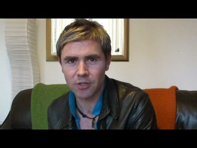 Neil Byrne - Quick message before Fall Tour 2011