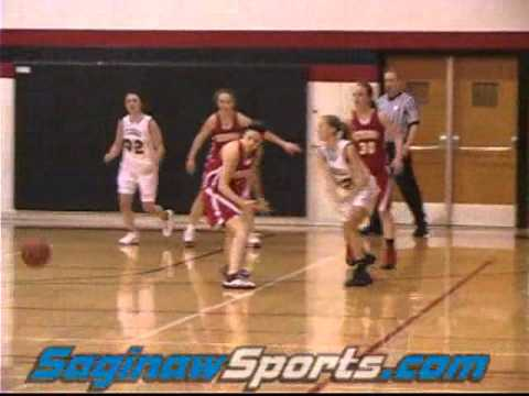 St Charles vs Michigan Lutheran Seminary Varsity Girls Basketball