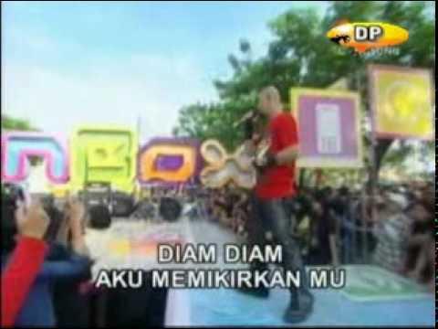 Dewi Persik Ft Ahmad Dhani _ Diam Diam With Lyric