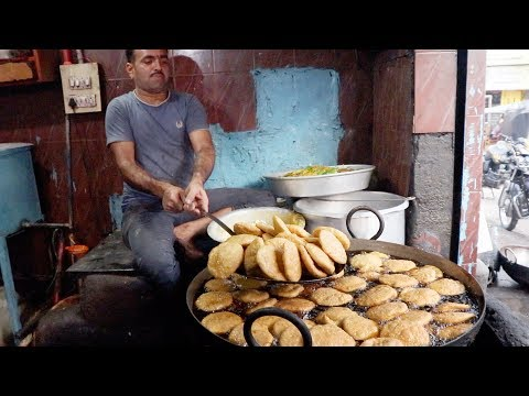 AMAZING Hyderabad Street Food Tour | Famous Food of Hyderabad | Best Indian Street Food Ever