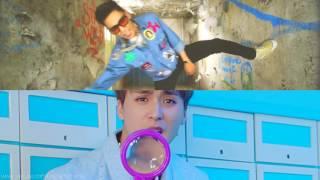 HIGHLIGHT & BIGBANG - Plz Don't Be Sad X SOBER '얼굴 찌푸리지 말아요X맨정신' MASHUP
