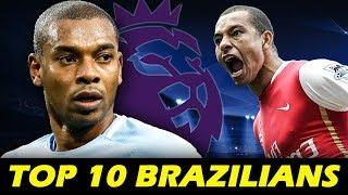 Top 10 Longest-Serving Brazilian Players: Veterans of the Premier League