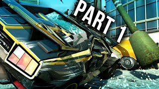 Burnout Paradise Remastered Gameplay Walkthrough Part 1 - INTRO (Full Game)