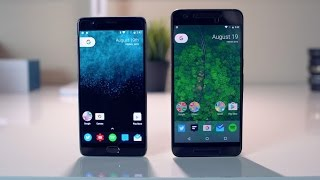 Nexus 6P vs. OnePlus 3: Does 2015's best phone hold up?