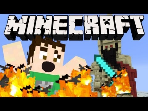 Minecraft - I'M FREAKING DEAD!