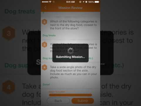 Mobee App iOS demo