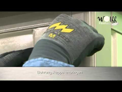 Aufbauanleitung Metall Gartenhaus Wolff Comfort Line