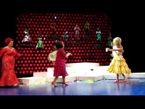 Hairspray letzte Show 26.09.2010