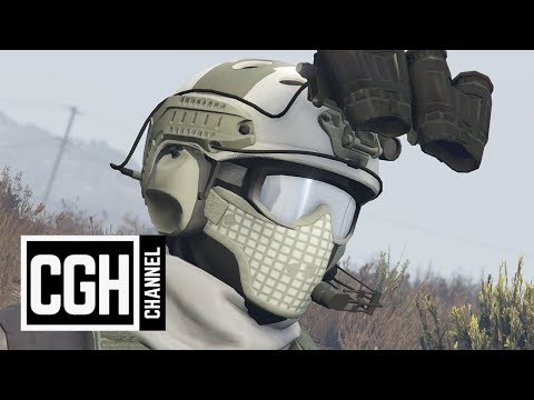 Helmet, Hat, Mask, and Glasses Glitches - GTA Online