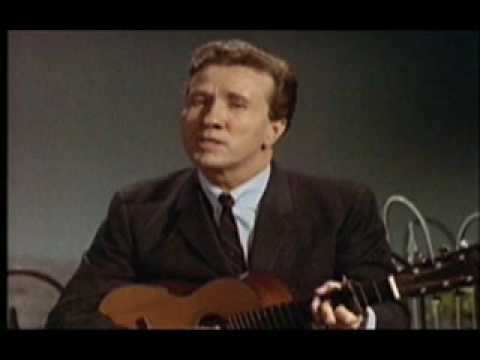 Marty Robbins Lily Of The Valley Video
