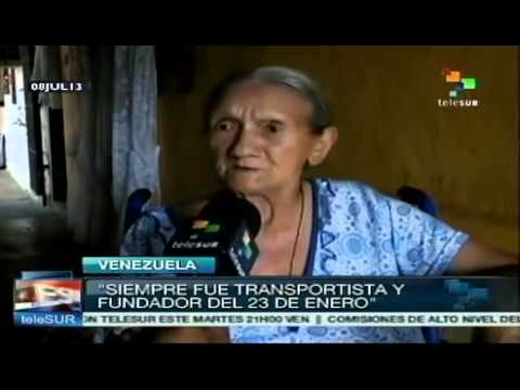 Venezuela: Jacinto Peña, survivor of the 2002 coup d'etat, passes away